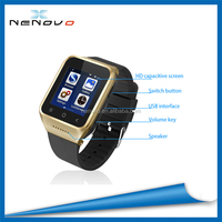Smart Android Watch S8 Support 3G WCDMA, 5.0M Camera, 2.0 Bluetooth Smart 3G Watch Mobile Phone
