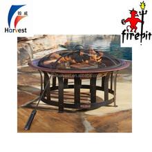 HWFP-360 Outdoor Garden 30 inch copper fire pit