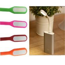 5V 1.2W Portable USB LED Lamp Light Flexible For Power bank/comupter /notebook/laptop