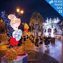 LED Motif Light Cute Mickey Mouse xmas Lights Christmas Illumination and Holiday Decorations