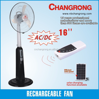 12V RECHARGEABLE FAN WITH BATTERY CHARGE WITH LIGHT