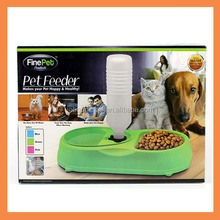 New combined automatic pet feeding bowl