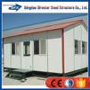 Prefab modern steel house