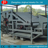 Cassava starch residues dewatering machine I fiber dehydrator