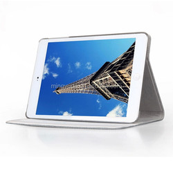 Ultra-thin transformer leather case cover for ipad mini tablet pc