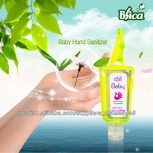 29ml Blica OEM gel antibacterial seguro de manos sin agua del desinfectante / desinfectante de manos