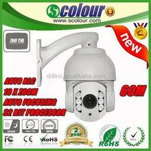 36X ir auto tracking outdoor ptz ip camera poe with SONYccd 1010P camera