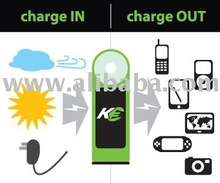 K3 wind and solar mobile Charger