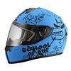 2015 cascos motorcycles JX-FF006 full face helmet german motorcycle helmet
