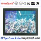 22 polegadas frame aberto led/monitor lcd