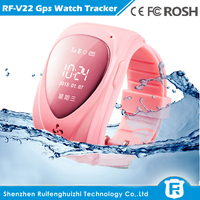 Children Kids Smart Phone GPS Watch with Remote monitoring and GPS Position Tracking