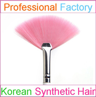 Wholesale Makeup Brush Cleaner with Free Samples Small Fan Brush