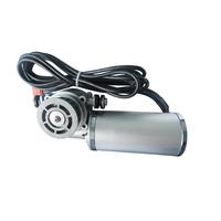 round brushless DC motor