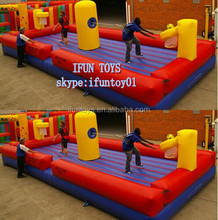bungee basketball / inflatable bungee basketball hire