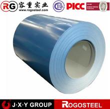 China steel company top standard beautiful painting gi