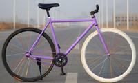 Colorful 700C fixed gear bike fixie bike racing bike sports bike golden suppliers in China