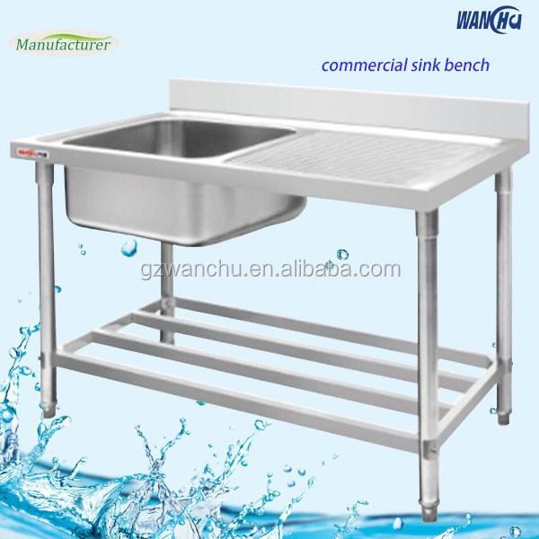 Restaurant Stainless Steel Vegetable Sink/commercial Sink/kitchen Sink ...