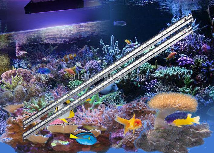 36 w 1 2 m aquarium fish bowl led lumi res d 39 aquarium de for Aquarium en solde