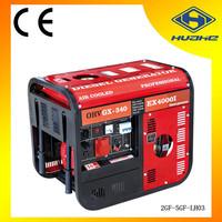 diesel generator 5kw genset,factory price high quality 5KW diesel generator luxury design