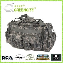 Military tactical travel duffel bag