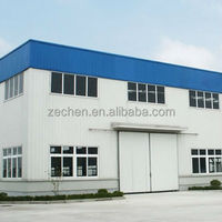The largest China steel structure manufacturer