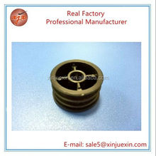 OEM plastic parts PP and nut plastic pipe plug for office furniture