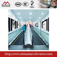 commercial Moving walk| convient Moving Pavement| Passenger Conveyor for Moving Walkway