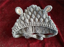 Special sheep knitting baby hats by handmade in 2015