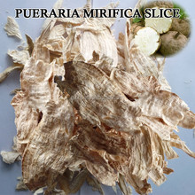 Pure & Natural Thailand Pueraria Mirifica/ White Kwao Krua Slice for Breast Enhencement