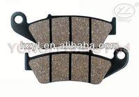 China quality compact brake linings for ATV
