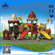 Wonderful Colorful Outdoor kids old school playground equipment