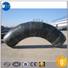 DN426mm insulation elbow with alarm line for underground directly buried pipeline systems