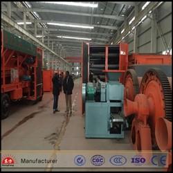 China leading brand copper fine ball briquetting machine/copper slag ball machine