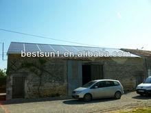Bestsun 6000w MPPT high efficiency panel solar energy