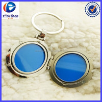 2015 New products frames photo key chain for promotion