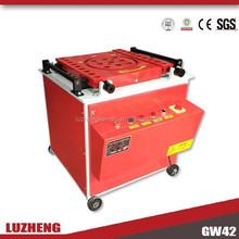 Gw 3kw/4kw 40mm/45mm/50mm construção plana automática máquina de bar na loja