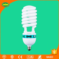 15 Years Factory Direct Sale 8000H Spiral E40 Energy Saving Lamp 105W