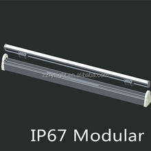 1500 mm trunking rail, Modular LED Linear Lamp, Half-round Dimension