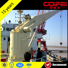 Top Sale Marine Deck Hydraulic Mobile Crane