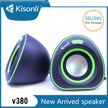 Multimedia Portable Cable Speaker For Netbooks/ipod/iphone/USB/MP3/MP4