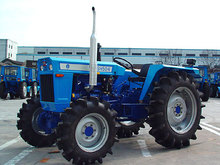 SHANGHAI-504 4WD TRACTOR