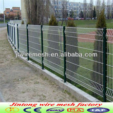 PVC coated waving fence