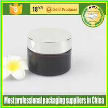 Plastic Cosmetic Containers 5 Gram Size Pot Jars Eyshadow Container Lot