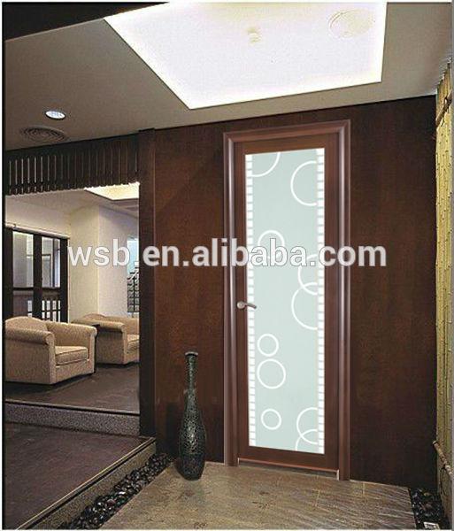 Puertas De Baño Alfa:los tipos de aluminio de puertas de cuarto de baño
