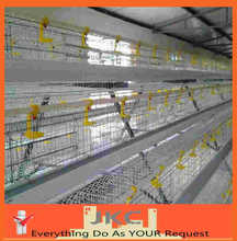 Calf Cage Uganda Farm Automatic Chicken Layer Poultry Cage Battery System