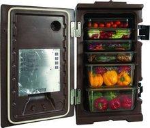 KJB-X08 food pan carrier with heat for transportation