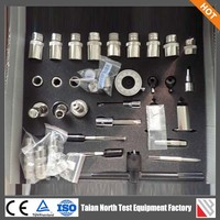Diesel fuel injector assembly repair kit for bosch injector parts