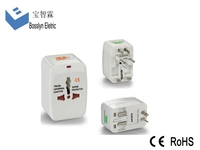 HD-931L designer useful cute international travel adapter