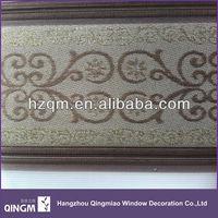 Custom Jacquard Blind Double Layer Design For Window Shading Blind