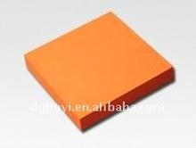 """3""""x3"""" neon color paper sticky note, sticky pad"""